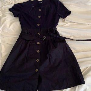 Classy Burberry dress